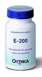 Afbeeldingen van Orthica Vitamine E 200