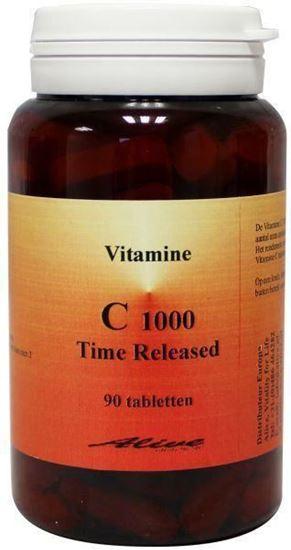 Afbeelding van Alive Vitamine C1000 mg TR