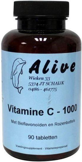 Afbeelding van Alive Vitamine C1000