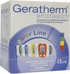 Afbeeldingen van Geratherm Wristwatch polsbloeddrukmeter