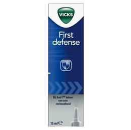Afbeeldingen van Vicks First defense neusspray15ml