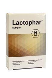 Afbeeldingen van Nutriphyt Lactophar