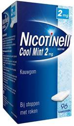 Afbeeldingen van Nicotinell kauwgom Cool Mint 2mg 96st