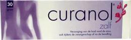 Afbeeldingen van Curanol zalf 30g