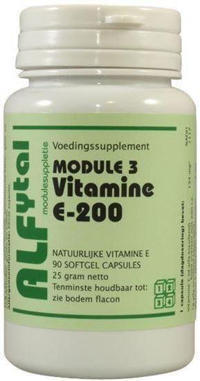 Afbeelding van Alfytal Vitamine E-200