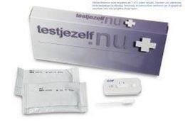 Afbeeldingen van Testjezelf.nu Methamfetamine drugstest 3st