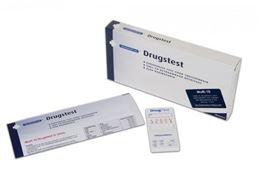 Afbeeldingen van Testjezelf.nu Multi Drugstest 10 urinetest 3st