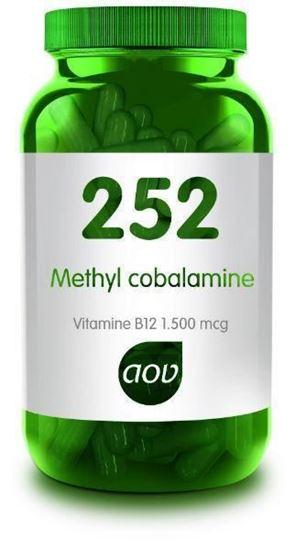 Afbeelding van AOV 252 Methyl Cobalamine