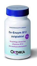 Afbeeldingen van Orthica Co enzym B12