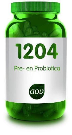 Afbeelding van AOV 1204 Pre- en probiotica (v/h 1113)