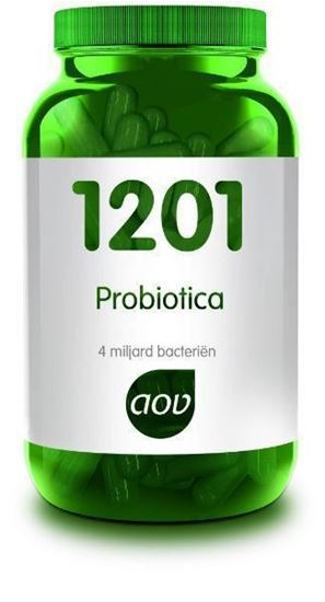 Afbeelding van AOV 1201 Probiotica 4 miljard (v/h 1110)