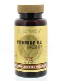 Afbeeldingen van Artelle Vitamine K2 200 mcg