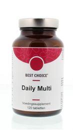 Afbeeldingen van Best Choice Daily multi vitaminen mineralen complex