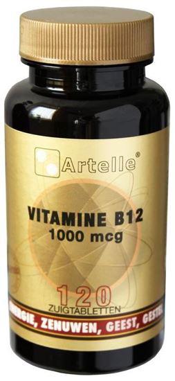 Afbeelding van Artelle Vitamine B12 1000 mcg