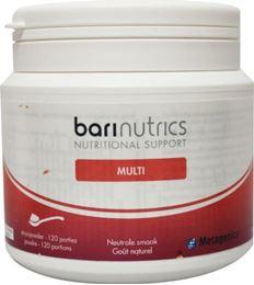 Afbeeldingen van Barinutrics Multi neutraal