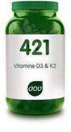 Afbeeldingen van AOV 421 Vitamine D3 & K2