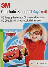 Afbeeldingen van 3M Opticlude oogpleister midi boys Disney