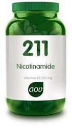 Afbeeldingen van AOV 211 Nicotinamide 250 mg