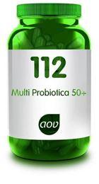 Afbeeldingen van AOV 112 Multi probiotica 50 plus