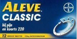 Afbeeldingen van Aleve Classic 12tb