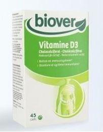 Afbeeldingen van Biover Vitamine D3