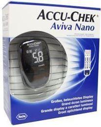Afbeeldingen van Accu-Chek Aviva Nano MT bloedglucosemeter