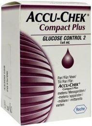 Afbeeldingen van Accu-Chek Compact Plus bloedglucosemeter