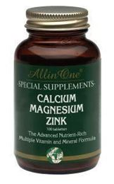 Afbeeldingen van All In One Calcium magnesium zink