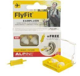 Afbeeldingen van Alpine Flyfit oordopjes