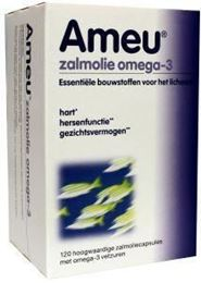 Afbeeldingen van Ameu Zalmolie omega-3
