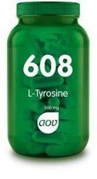 Afbeeldingen van AOV 608 L-Tyrosine 500 mg