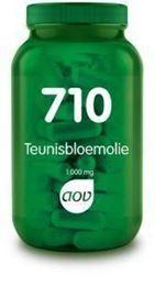 Afbeeldingen van AOV 710 Teunisbloemolie 1000 mg
