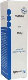 Afbeeldingen van Bipharma Vaseline wit laminaat tube