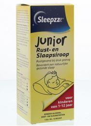 Afbeeldingen van Sleepzz Rust en slaapsiroop junior