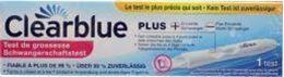 Clearblue Plus Zwangerschapstest