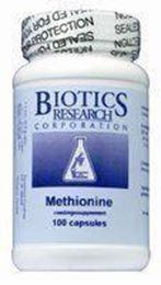 Afbeeldingen van Biotics Methionine 200 mg