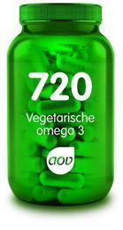 Afbeeldingen van AOV 720 Vegetarische omega 3