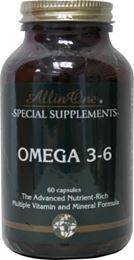 Afbeeldingen van All In One Omega 3-6