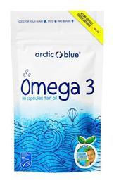 Afbeeldingen van Arctic Blue Omega 3 visolie MSC