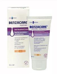 Afbeeldingen van Benzacare Anti roodheid creme