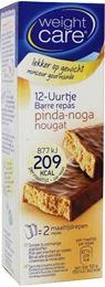 Afbeeldingen van Weight Care Maaltijdreep Pinda-Noga 2st