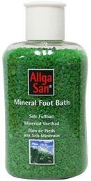Afbeeldingen van Allgauer Mineraal voetbad Algasan 350g