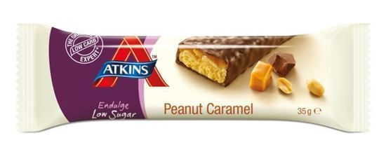Atkins Endulge Crispy Peanut Caramel Reep 35g