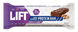 Atkins Lift Chocolate Almond Reep 50g