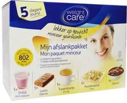 Weight Care Afslankpakket 5 dagen