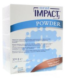 Oral Impact Poeder Tropical 5x74g