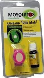 Arkopharma Mosquitox armband 10ml