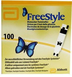 Freestyle teststrips 100st