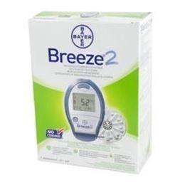 Breeze 2 bloedglucosemeter