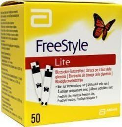 Freestyle Lite teststrips 50st